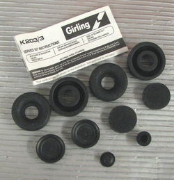 Replacement Seal Kit for Wheel Cylinders