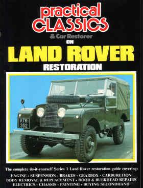 series 1 restoration - practical classics