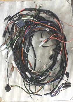 electrical parts for land rover series 2 and 3 page 6 rh dingocroft co uk land rover trailer wiring harness land rover lr4 trailer wiring harness