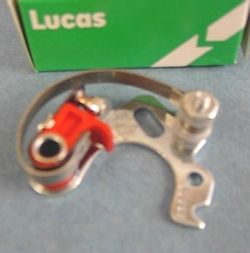 Contact Breakers Lucas 25D