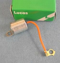 Replacement Condensor for Lucas 25D
