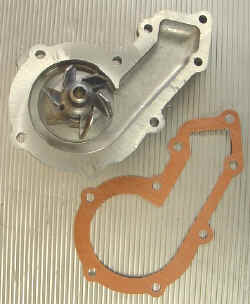 Stc R on Water Pump Gasket For 300tdi Defender Range Rover Classic Discovery 1