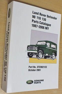 Defender including 90, 110, 127 &130 Page 1
